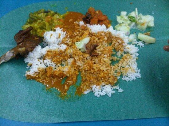 Kanna Curry House:                                     my all time fav = set of rice + fried quail
