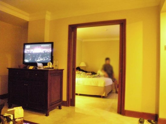 Arion Kemang Hotel Jakarta:                   The suite.