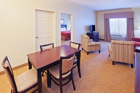 Country Inn & Suites By Carlson, Midland: CountryInn&Suites Midland Suite