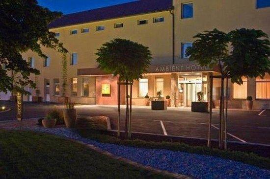 Ambient hotel Domzale: Exterior