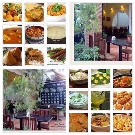 Taj Mahal Restaurant SihanoukVille