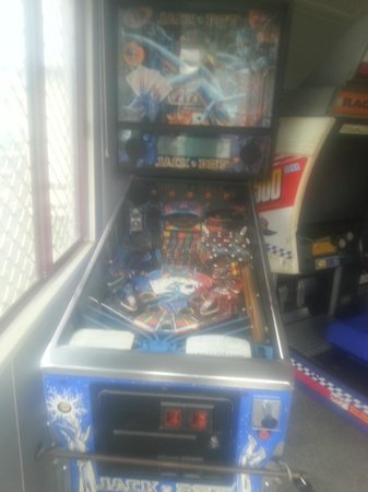 Governors Hill Carapark:                   Pinball