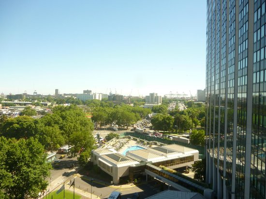 Park Tower, A Luxury Collection Hotel, Buenos Aires:                   vista desde el 9no piso