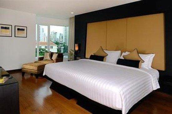 SilQ Bangkok: Deluxe room