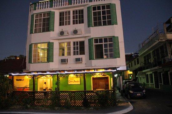 Hotel Casa Amelia: Restaurante