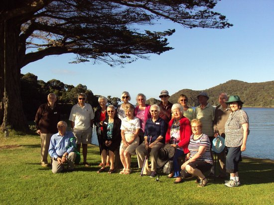Go Great Barrier Island - Day Tours: Leisuretime Tour Group... February 2013 at Great Barrier Lodge