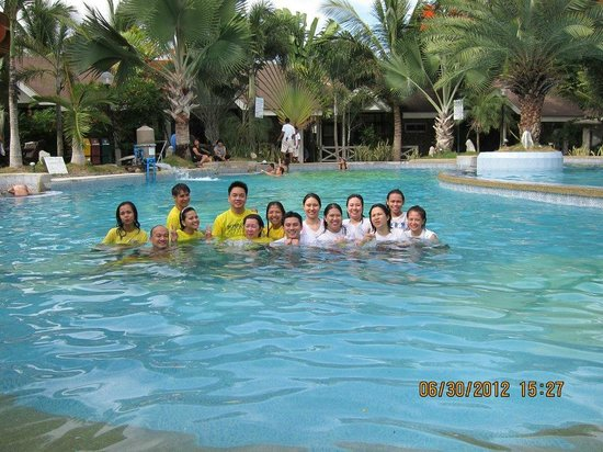 Blue Coral Beach Resort:                                     BDO Grace Park-9th Ave. Outing