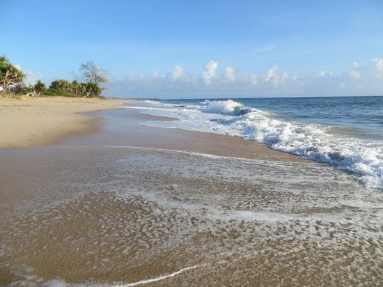 The Lighthouse Beach Resort:                                     Great beach for early morning walks!