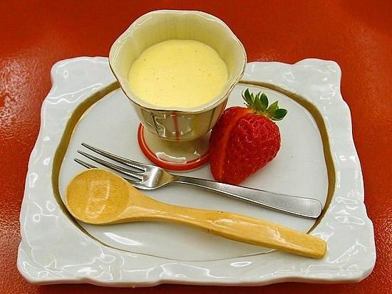 Yufuin Sansuikan :                   Dinner dessert