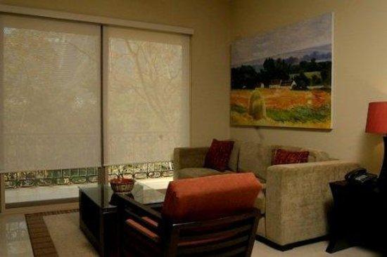 Las Torres del Legado: Living Room
