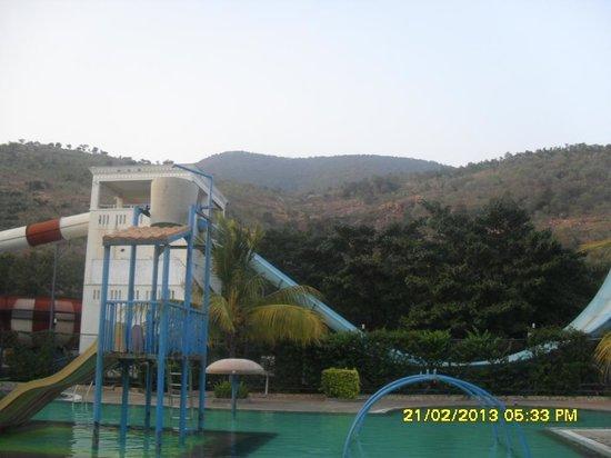Grand World :                   Water Park