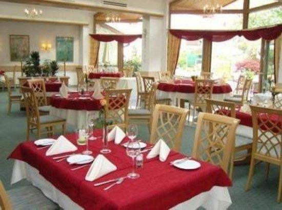 AKZENT Hotel Restaurant Lamm: Restaurant View