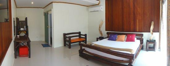 Paradise Resort Phi Phi: Superior, bed room