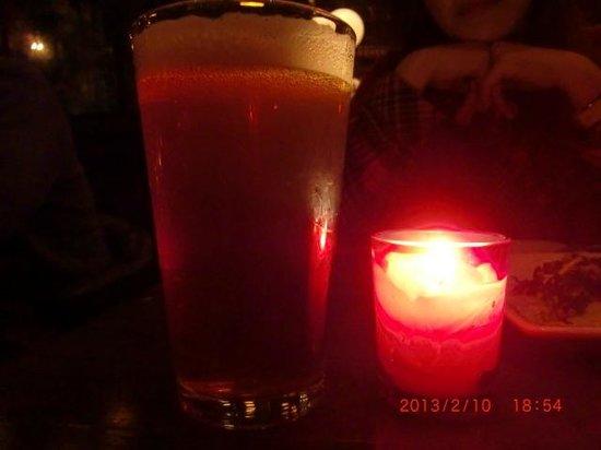 The Misfit Restaurant & Bar:                   Green flash west coast ipa(california 7.3%)