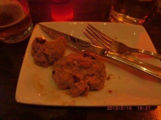 The Misfit Restaurant & Bar:                   サービスでいただいたクッキー