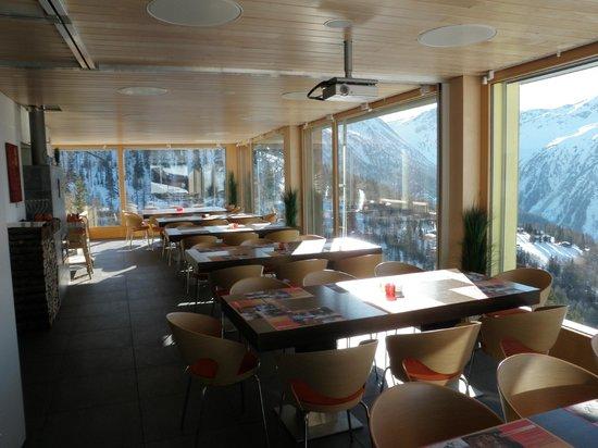 Berggasthaus Wasenalp:                   Essraum