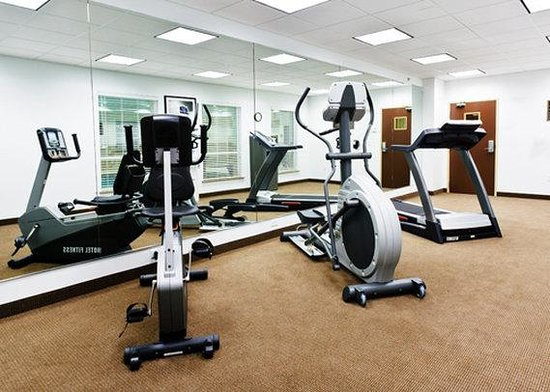 Sleep Inn & Suites : KSSleep Inn Fitness Center