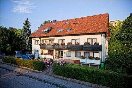 Hotel Garni Schacherer: Hotel