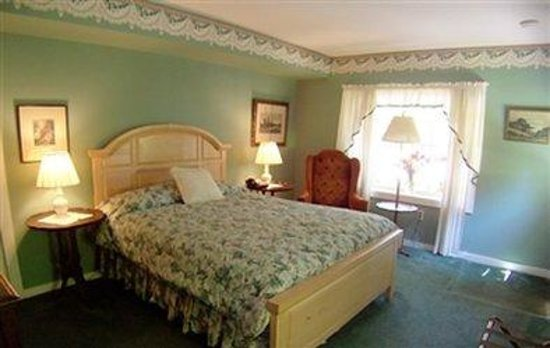 Thornewood Inn: In-Room