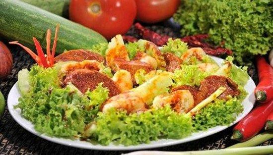 Portuguezze Kitchen : SEHBAK (Chicken)
