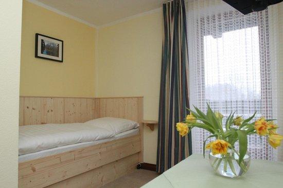 Hotel Post: Einzelzimmer