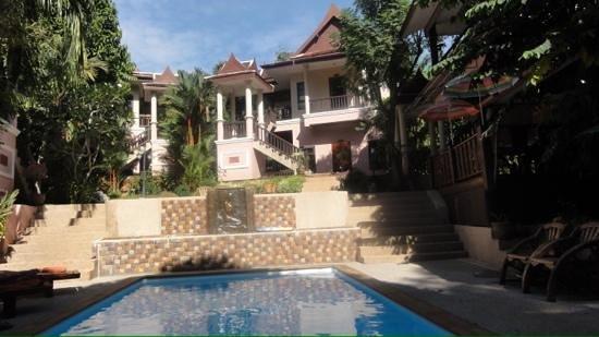 ชาวัน รีสอร์ท:                   Cha Wan Resort Villa