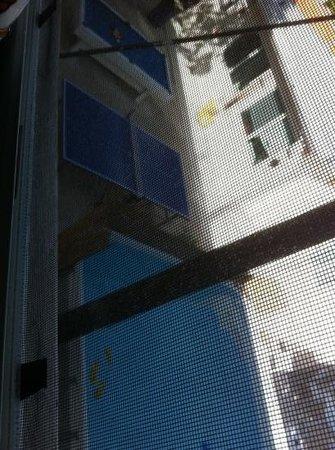 Bikini Hostel, Cafe & Beer Garden:                   cortile!!!