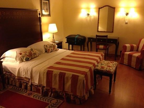 Hotel Avenida Palace:                   sovrummet