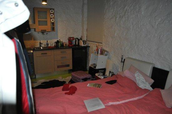 أبارتمنتس كيه:                   Sleeping area                 