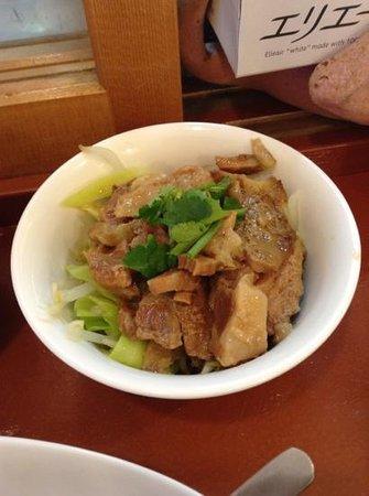 Semakute :                   Thai Style Braised Pork