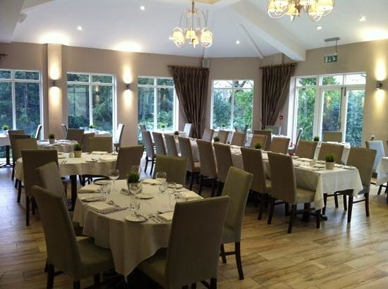Astley Bank Hotel:                   The New Restaurant