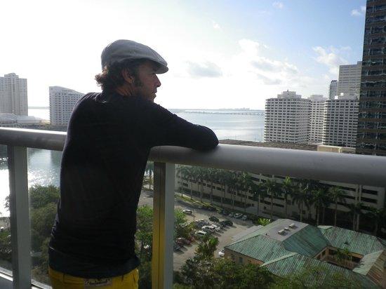 Viceroy Miami:                   vista dalla camera