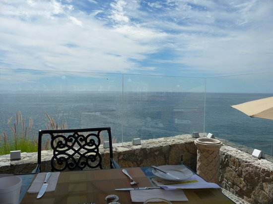 Hacienda Encantada Resort & Residences:                   view from resturant