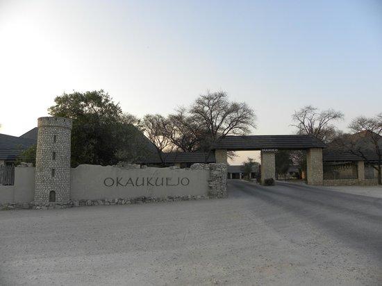 Okaukuejo Rest Camp: Le  lodge