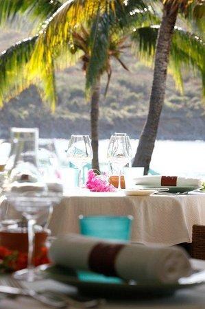 Le Domaine Beach Resort & Spa: Restaurant