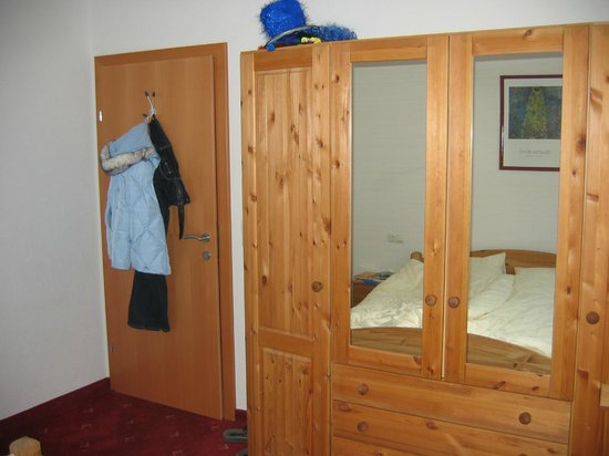Villa Romantica Appartement:                   спальня