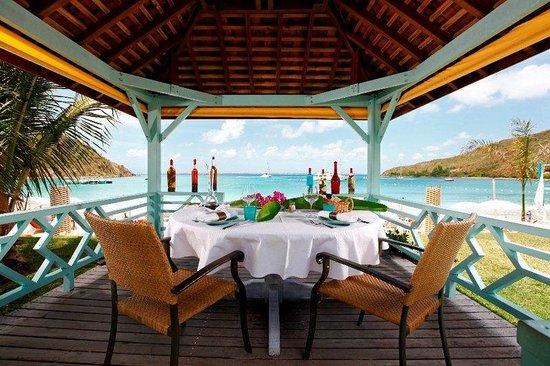 Le Domaine Beach Resort & Spa: Romantic Dinner
