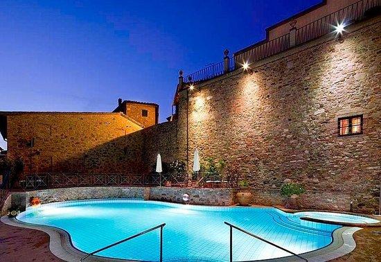 UNA Palazzo Mannaioni: Pool