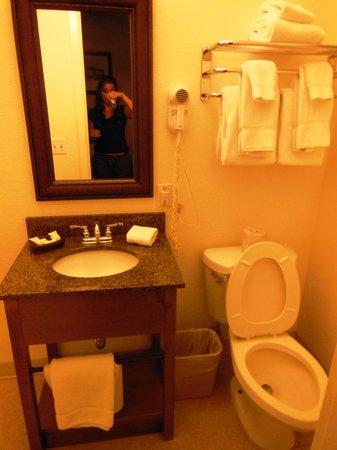Furnace Creek Inn and Ranch Resort: Il bagno
