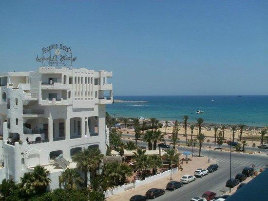 El Mouradi Hammamet:                   balcony view