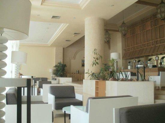 El Mouradi Hammamet:                   hotel caffe