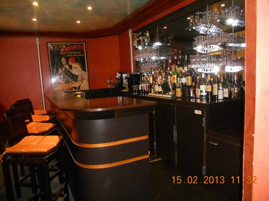 bar picture of hotel napoleon fontainebleau tripadvisor. Black Bedroom Furniture Sets. Home Design Ideas