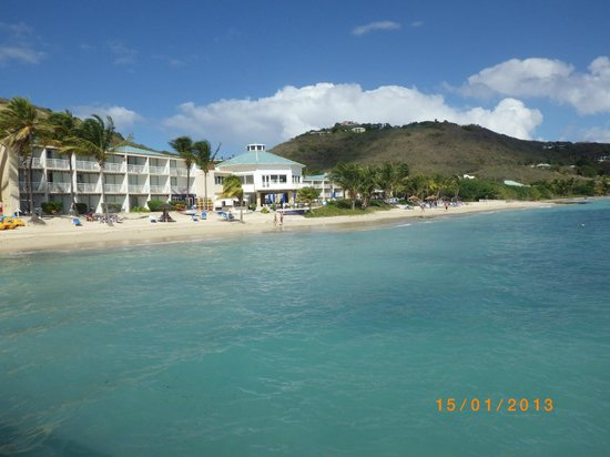 Divi Carina Bay All Inclusive Beach Resort:                   Hotellet
