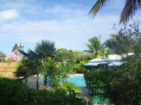 Village de Menard:                   la piscine