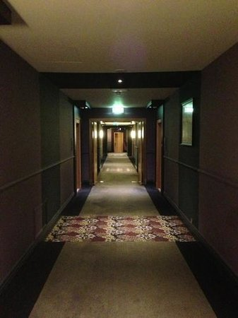 Sofitel Legend The Grand Amsterdam:                                     Couloir.