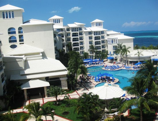 Occidental Costa Cancun:                   room view