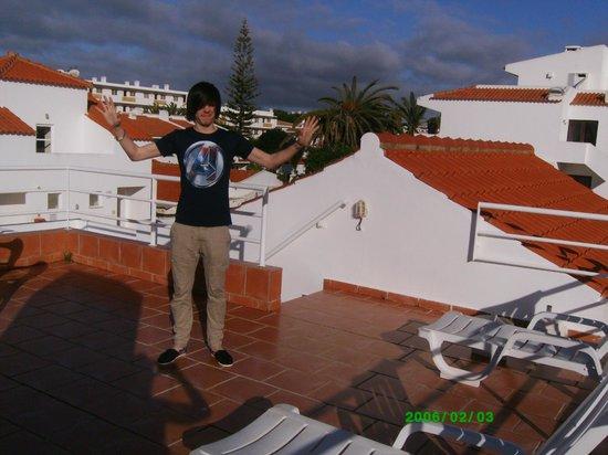 Ouratlântico Apartamento Turisticos:                   The sun roof