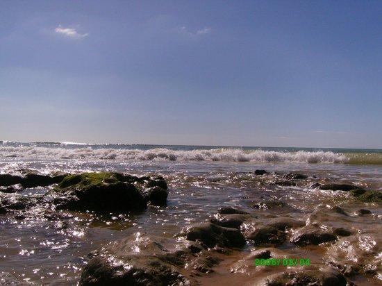 Ouratlantico Apartamento Turisticos:                   The sea with rock pools