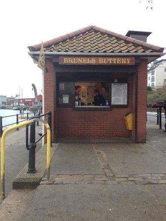 Brunels Buttery