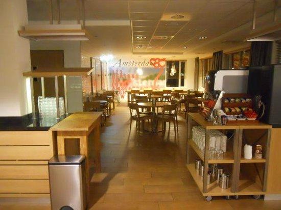 Holiday Inn Express Amsterdam-Schiphol: Breakfast room